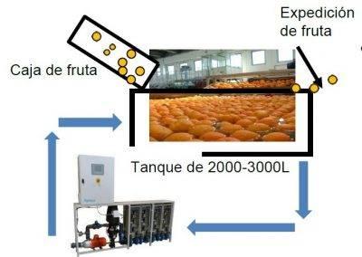 Agrineo, tecnología innovadora para el tratamiento de aguas sin productos químicos