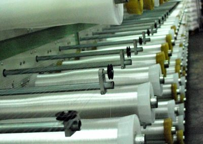 La malla Bioreti de la industria italiana Arrigoni