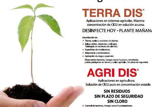 Clodos Technology, tiene fabricados a base de Cloro utilizados en desinfección agroalimentaria