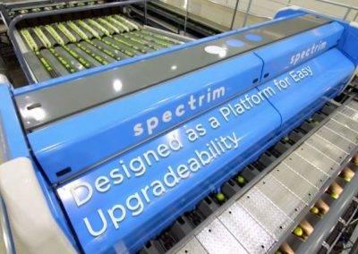 Compac Sorting Equipment, Ltd y su Spectrim