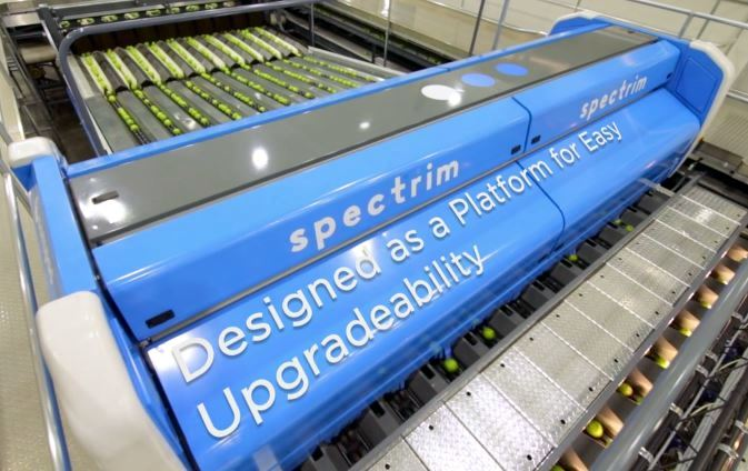 Compac Sorting Equipment, Ltd y su Spectrim