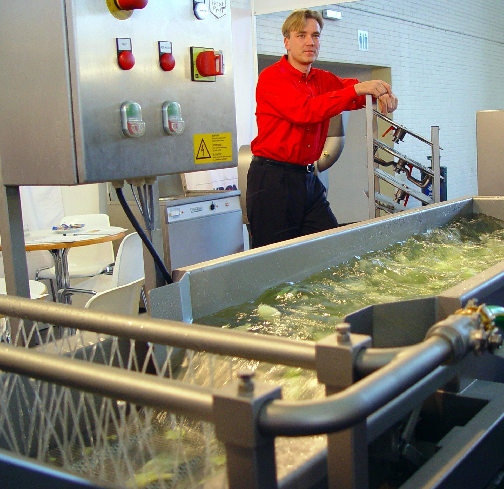 El proyecto Eco3Wash una iniciativa para mayor eco eficiencia hídrica en la industria hortofrutícola