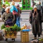 Babushkas y las huertas urbanas soviéticas