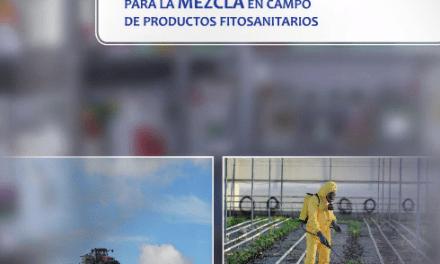 Mezclas de fitosanitarios en el campo