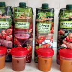 BioSabor un productor de hortalizas, con marca de cremas de tomates y gazpachos