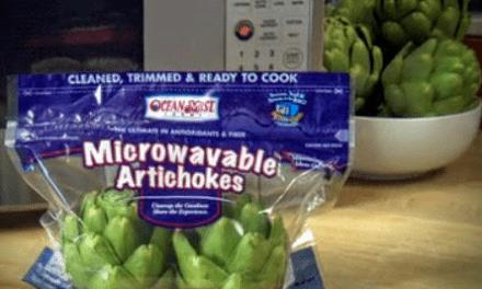 Los productores de verduras descubren el valor de los microondas para los nuevos cocineros