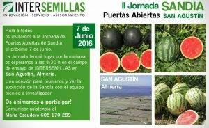 Intersemillas JornadaAlmeria 2016