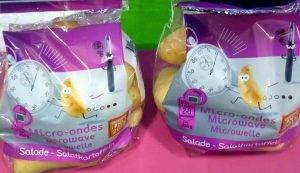 Fácil, fácil, hasta las patatas están listas para hacer en el mucroondas ...