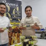 Damián Ramos y Sebastián Guerrero crean un turrón de aguacate