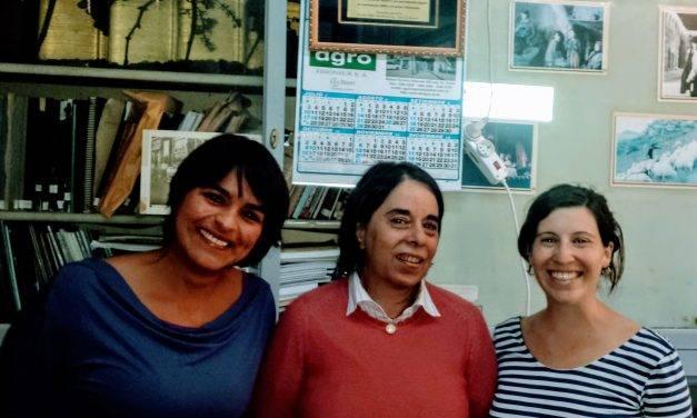 Premio a la Dra. Milka Ferrer por su influencia en la vitivinicultura del Uruguay