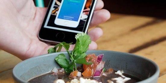 Las APP's y el uso del scanner en los smartphones contribuyen a la alimentación saludable