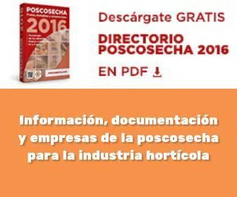 Directorio Poscosecha 2016