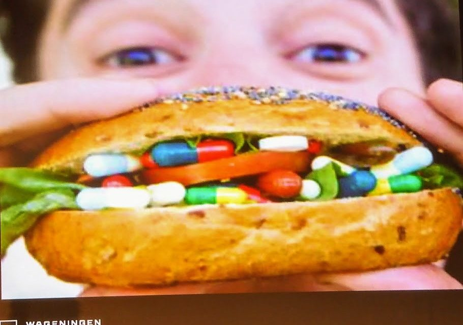 En la comida estamos fascinados por la abundancia
