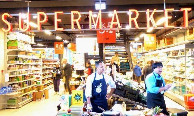 Las tiendas y sus compradores
