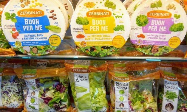 Es muy pequeño el aumento de consumo de frutas y hortalizas en Europa