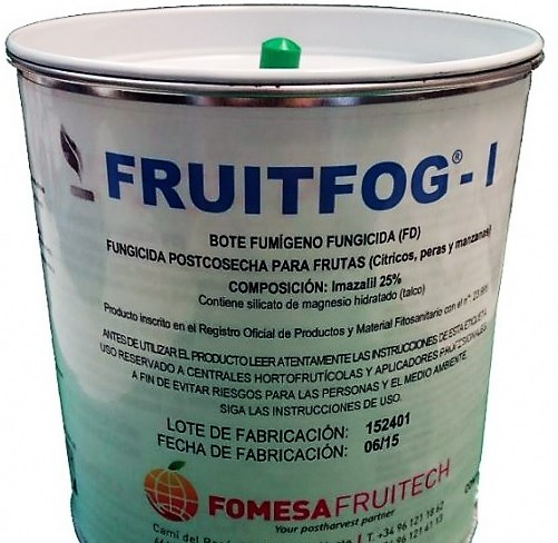 El antigerminante Fruitfog – CIPC de Fomesa Fruitech