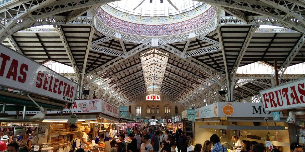 Mercados, mercadillos y urbanismo