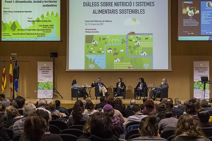Valencia organizará el encuentro internacional de alcaldes de ciudades por la alimentación sostenible
