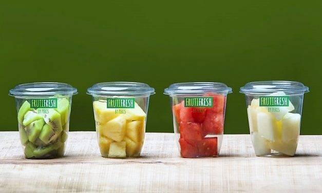 La fruta cortada y lista para comer FrutiFresh tiene en la seguridad alimentaria y calidad su máximo compromiso