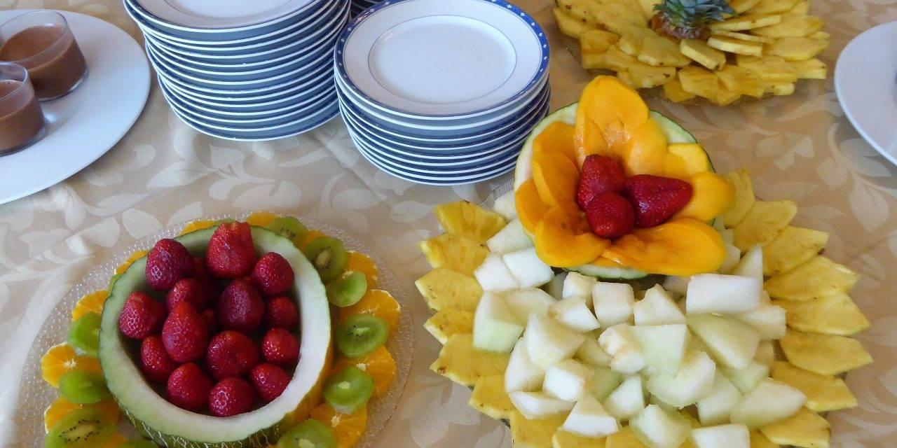 Fresas en verano para los españoles