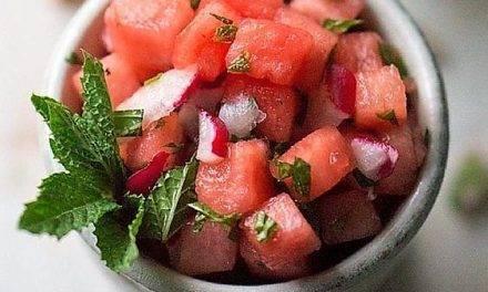 En verano recetas sencillas con frutas y hortalizas crudas
