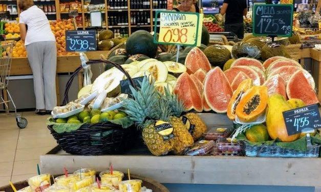 Fruta cortada, la primera gama de la IV gama