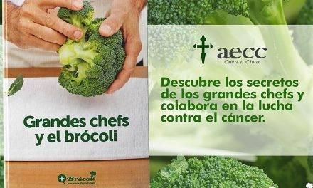 Paz Palomo ganadora del concurso «Chefs del Brócoli»
