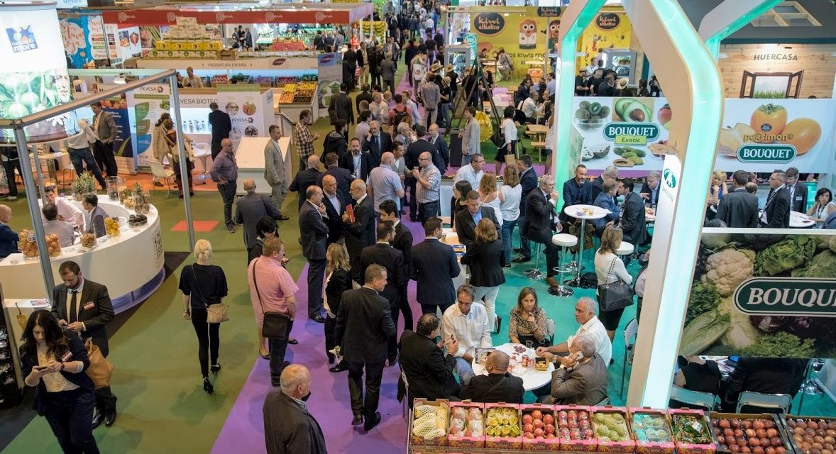 Novedades en la pasarela Innova de la Fruit Attraction, 2017