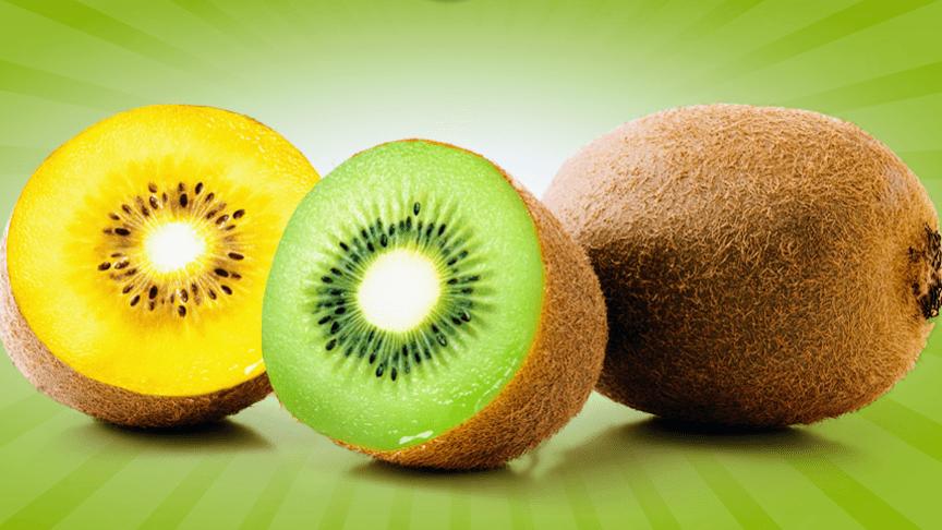"""El kiwi orgánico """"Sweeki Organic"""""""
