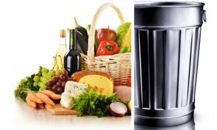 Desperdicio de comida en los hogares y en la hostelería