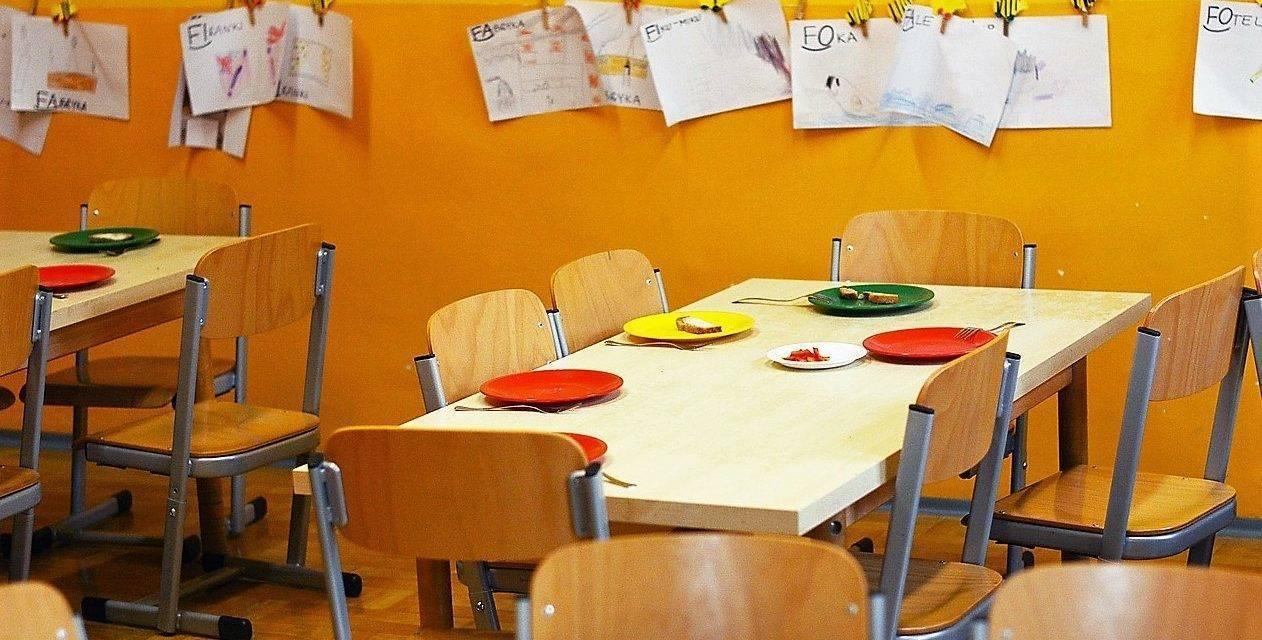 Los investigadores del Observatorio Nutricional de Vitoria-Gasteiz enseñan a comer en la escuela