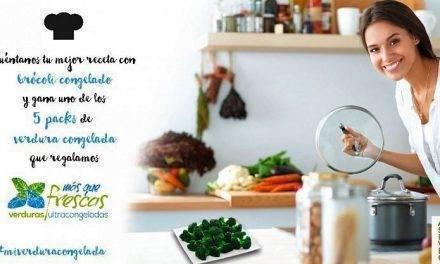 Innova estas fiestas con un menú a base de verduras