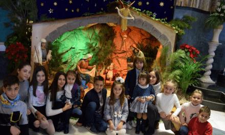 Los niños de BioSabor hacen de Pequeños Reyes Magos