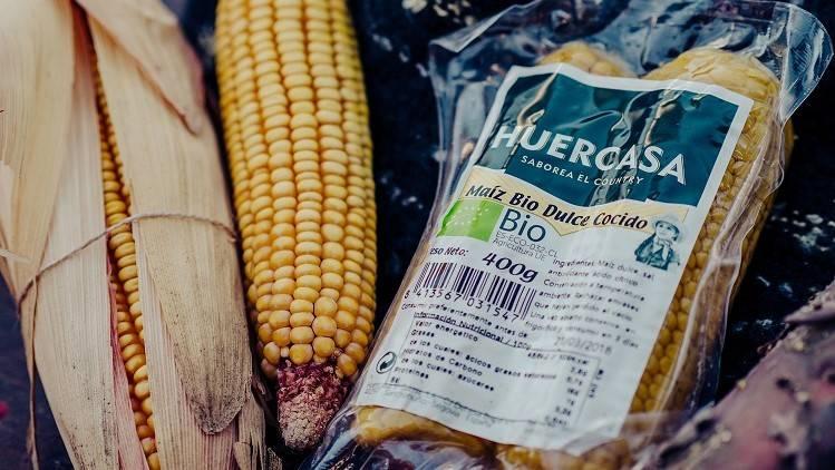 Huercasa amplía su gama de productos ecológicos en 2018 para atender un mercado en crecimiento