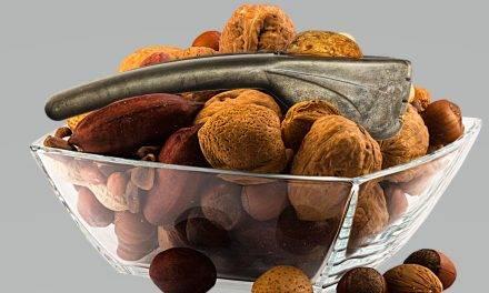 Frutos secos y verduras para quemar grasas