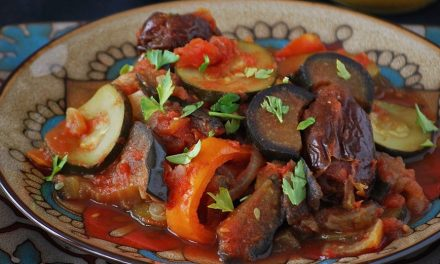 Recetas veganas, fáciles y rápidas de preparar ¡salud!