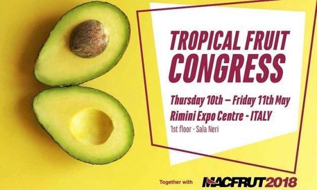Aguacate y mango de protagonistas del Tropical Fruit Congress en Macfrut 2018