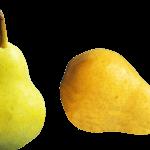 Los compuestos nutricionales de la pera
