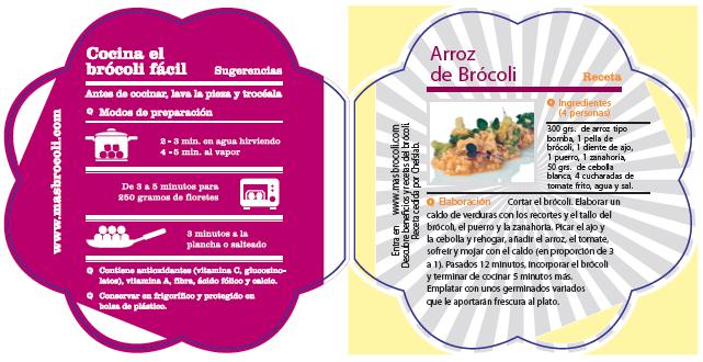 Brócoli, 100 gramos al día, una maravilla
