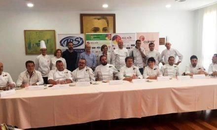 Un campeonato de verduras de las Escuelas de Cocina en las Islas Baleares premia el mejor plato con brócoli