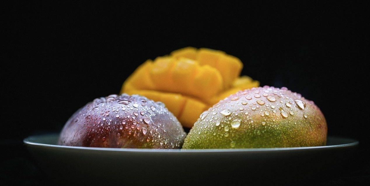 El mango y los componentes bioactivos