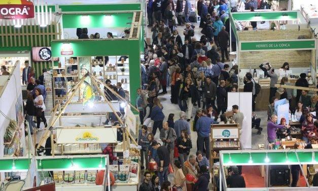 BioCultura celebra sus 5 lustros de existencia alcanzando un récord de visitantes