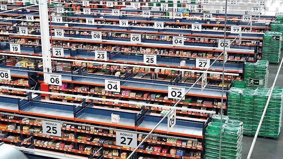 Mercadona se toma más en serio la venta on line de alimentos