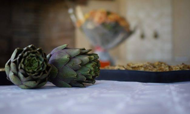 La producción de alcachofa de verano crece