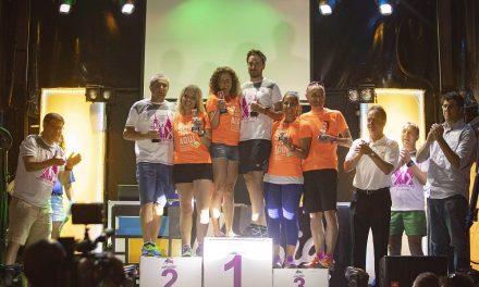Éxito de participación en la primera edición de la Carrera Manzanas Livinda