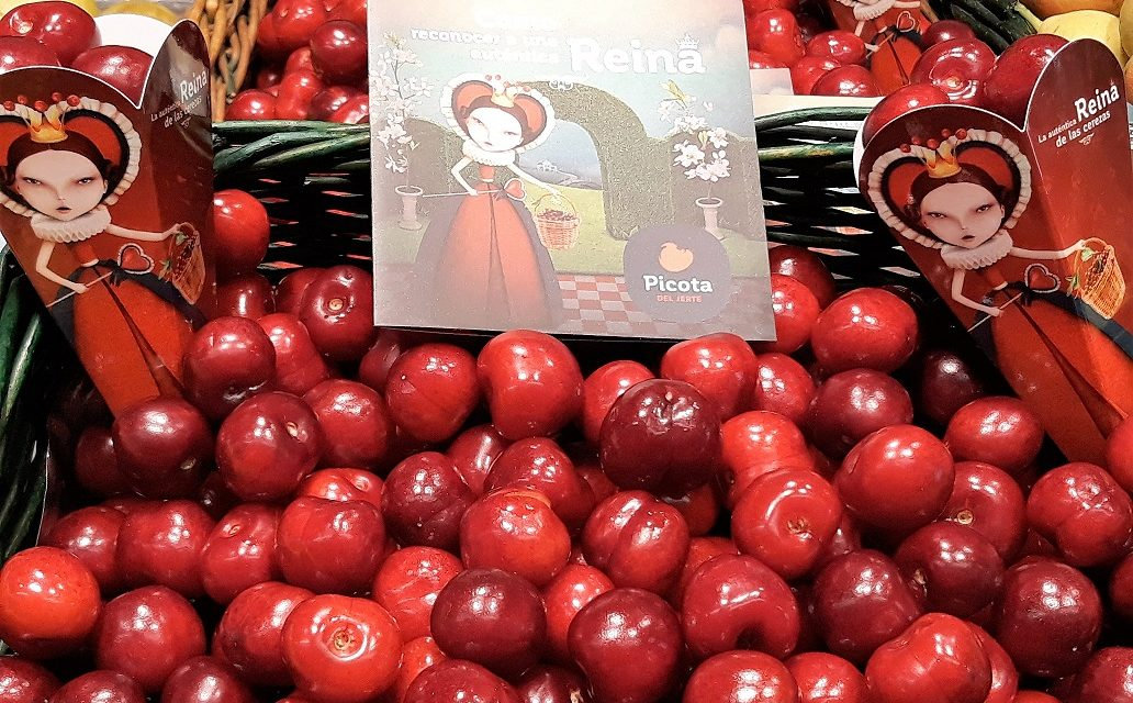 La Picota del Jerte celebra su día en el espacio gastronómico Platea de Madrid