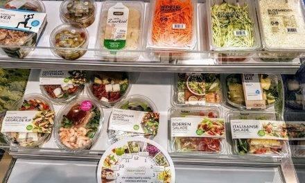 Cómodo de comprar y comer; y, saludable