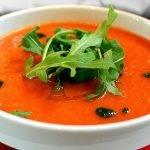 Hacendado, Alvalle o Lidl hacen gazpachos bien considerados por los clientes