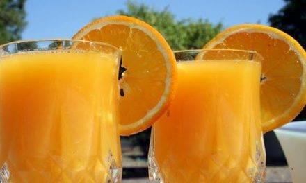 El jugo de fruta, ¿cómo se hace?