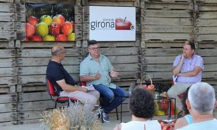 Inaguran la temporada de recolección de la IGP Poma de Girona